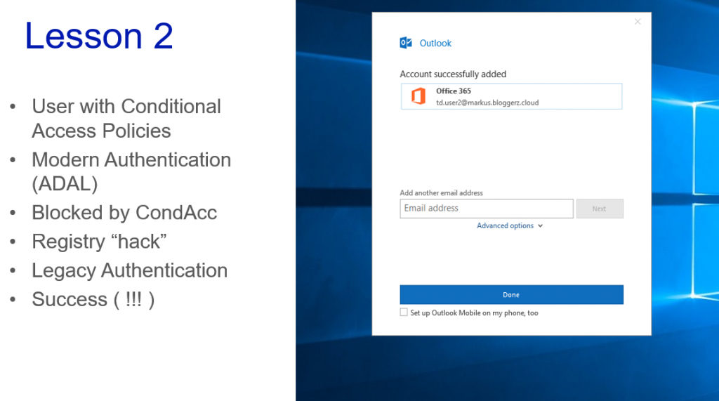 Techdays 2019 - Protecting User Identity with Azure AD