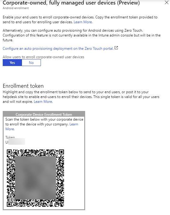 Mobile Device Automatic Enrollment 2/3 - KME - Bloggerz cloud