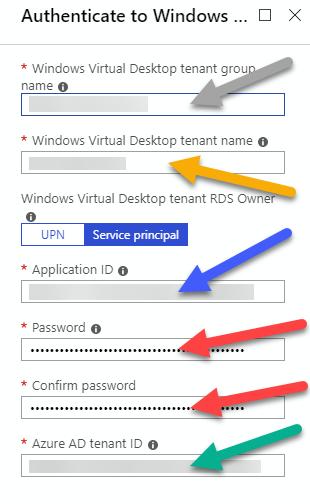 First touches to Windows Virtual Desktop - Bloggerz cloud